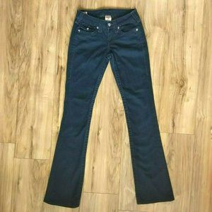 True Religion Becky Bootcut Jeans Womens Size 24
